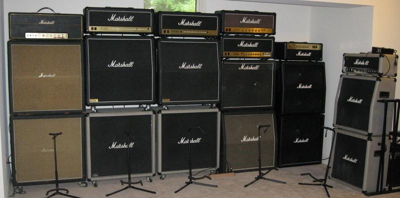 ... 2X12 Cabinet U0026 1960A Cabinet, MG100 100 Watt Head With MG412A U0026 MG412B  Cabinets, JCM 25/50 50 Watt Head (model 2553) With 2556A U0026 2556B Cabinets.