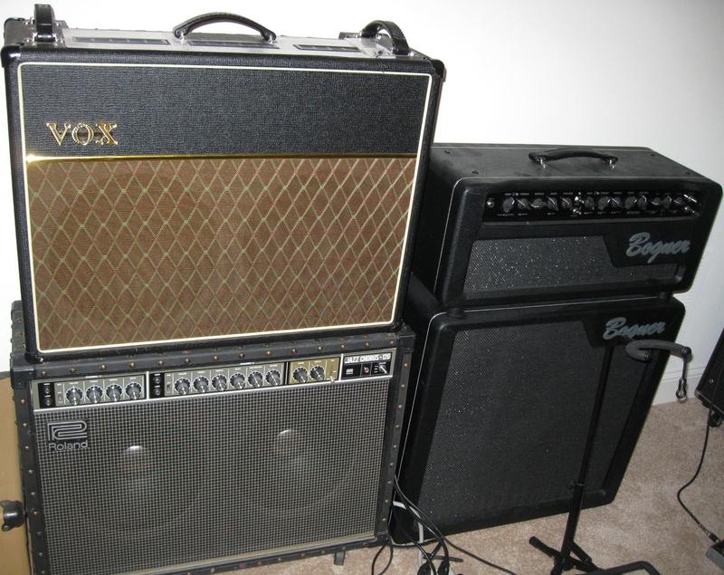 Amplifiers - Pete Noon